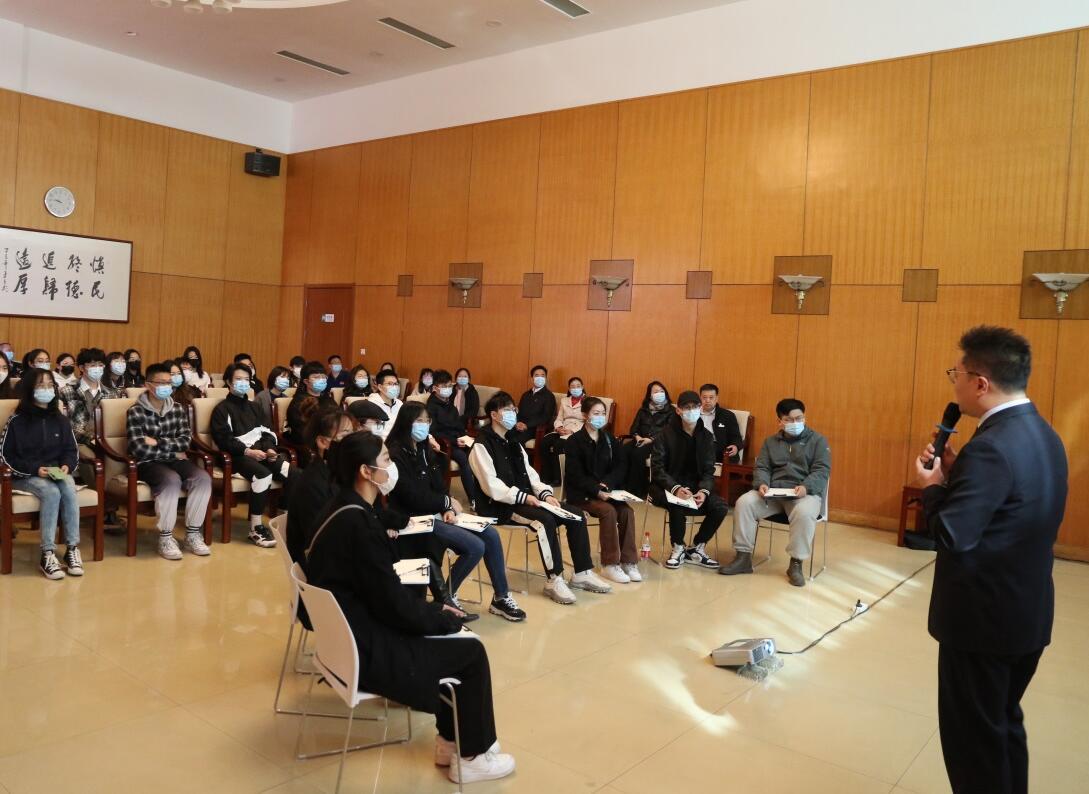 省民政厅调研济南市殡仪馆生命教育活动